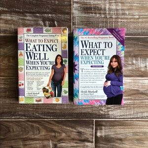 When You Are Expecting: Pregnancy Books